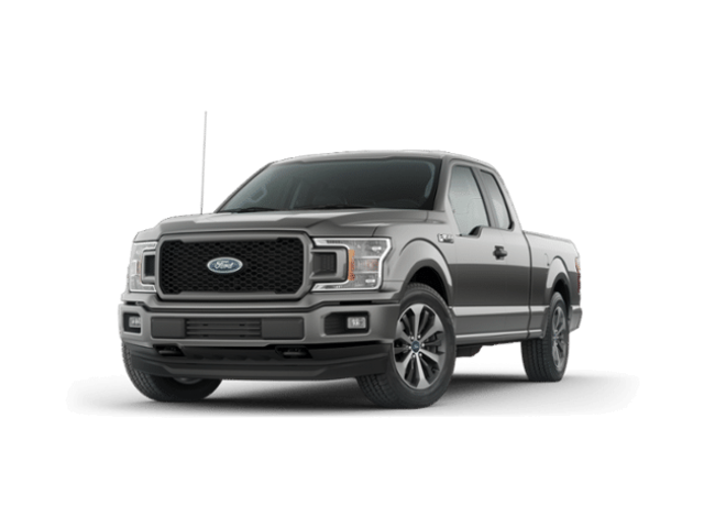 New 2019 Ford F-150 STX Truck for sale at your Charlottesville VA used Ford authority